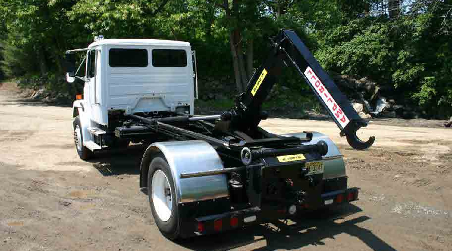 hooklift systems